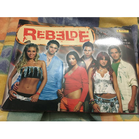 Rebelde Rbd Livro Ilustrado 2 Temporada Completo