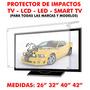 Protector De Impactos Para Tv Lcd Led Smart Tv 26 Pulgadas