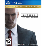 Hitman: The Complete First Season Ps4 - Prophone