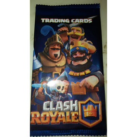 Cartas Clash Royale Originales Pack X 25