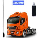 Antena Para Px Caminhão Aquario B2003p Grande 2,70 Metros