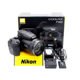 Nikon Coolpix P900 - El Zoom Mas Potente! Nueva Con Garantia