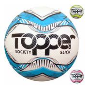 Bola Futebol Society  Topper Slick Original Oficial Oferta.
