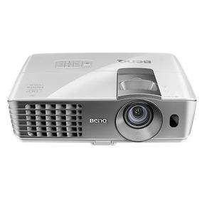 Projetor Benq W1070+ Branco, Resolução Full Hd, 2200 Ansi