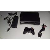 Consola De Xbox 360 Elite Completa De 120 Gb