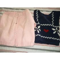 2 Sweter Niña Tejidos