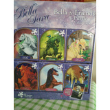 Bella Sara . Pack 6 Puzzles. Metro Las Rejas