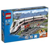 Lego City Tren Electrico Completo 60051 Palermo Zona Norte