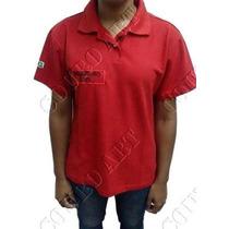 Camiseta Polo Bombeiro Civil Feminina