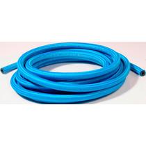 Mangueira 7mm Azul Gasolina Glp Gnv Ar Agua Azul (25mt)