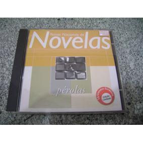 Cd - Temas Nacionais De Novelas Serie Perolas