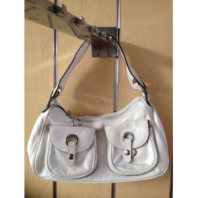 Cartera Blanca Marca Nyus (mk, Nine West, Mh, Ch, Tommy)