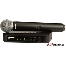 Microfone Shure Blx24/beta58 Blx-24beta-58 Beta58 Original