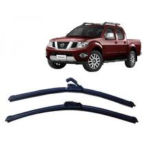 Jogo Palhetas Diant Limpador Parabrisa Nissan Frontier 97-07