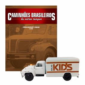 Caminhões Brasileiros - Ed.8 - Chevrolet C-6500 Brasil Bala