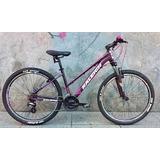 Bicicleta Raleigh Mojave 2.0 Rodado 27.5 Dama 21 Velocidades