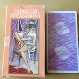 Mazo Cartas Tarot Erotico Casanova Coleccion Orbis Fabbri
