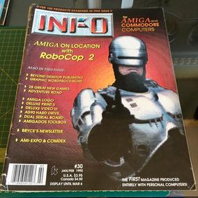 Revistas Amiga Info Lote 19 Edições Raro Msx Tk Zx Spectrum