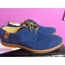 Zapato Hombre Cuero Casual (moda Y Tendencia)
