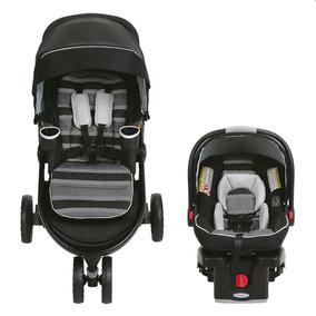 Carrinho De Bebe + Bebe Conforto Graco 3 Lite Travel System