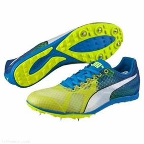 zapatillas clavos atletismo puma