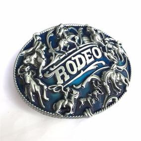 Hebillas Para Cinturón Vaqueras Hombre Country Rodeo Metal