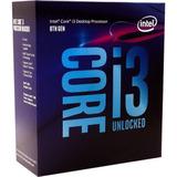 Procesador Intel Core I3-8100 3.60 Ghz 6 Mb Caché L3 Lga1151