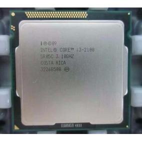 Processador I3 2100 Lga 1155 - Oem - Com Garantia