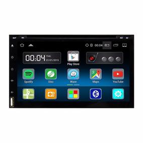 Central Multimídia Navpro Caska Android 2-din Universal Dvd