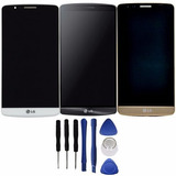 Display + Touch Lg G3 Stylus D690 D693 Con Marco