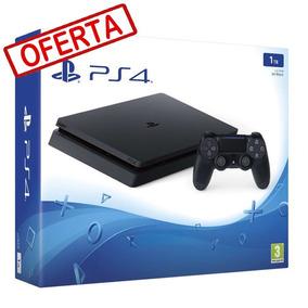 Playstation 4 1tb Ps4 Slim Hdr Bivolt Pronta Entrega
