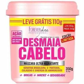 Forever Liss Máscara Desmaia Cabelo 350g