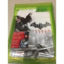 Batman Arkham City Xbox 360 Disco Físico Envío Gratis