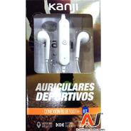 Auricular Kanji Bluetooh Sport Kj Auspt - Aj Hogar