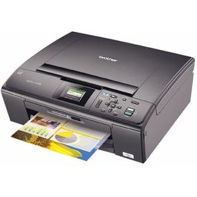 Impressora Brother Dcp J125 Com Defeito Na Cabeca De Impress