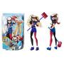 Harley Quinn Dc Girls Super Hero Mattel