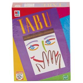 Tabu Art.3042 Edad +9 Años Hasbro