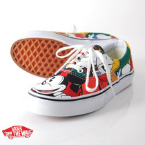 Zapatillas Vans Disney!! Nuevas/originales