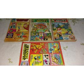 4 Gibis Antigos Decada De 70 Almanaque Disney