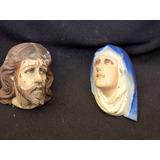 Arte Sacro Figuras De Barro Antiguas