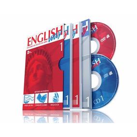 Curso Inglês Completo 24 Volumes Videos Áudios E Apostilas