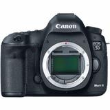 Canon Eos 5d Mark Iii 22.3mp Solo Cuerpo + 2baterias!!
