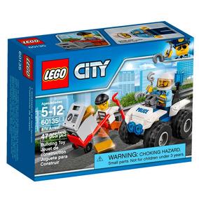 Lego City - Detencao Com Veiculo Off-road M. Brinq