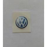 Emblema Vw Para Llaver Golf Jetta A4 En Azul 99-04 Autoaheri