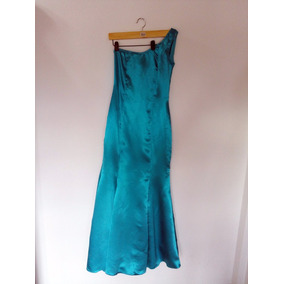 Vestido De Fiesta Largo: Strapless O Sirena. Envío Gratis.