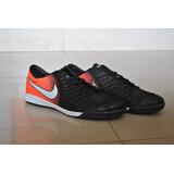 Kp3 Zapatos De Futbol Sala Nike Fly Wire Negro Naranja Cab
