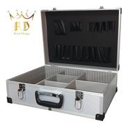 Maletín Aluminio * Reforzado* Caja Porta Herramientas Nro 3