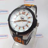 Relógio Masculino Condor Fight Ko40014b Wr50 - Jose Aldo Mma