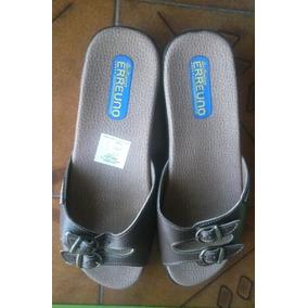 32086a49 Sandalias Erreuno Confort Damas - Zapatos Marrón en Mercado Libre ...