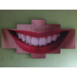 Cuadros Decorativos - Consultorio Dental / Vidrio Incluido